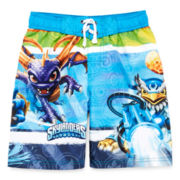 Skylanders Swim Trunks - Boys 4-7