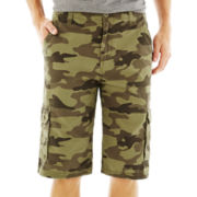 i jeans by Buffalo Favardo Camo Cargo Shorts