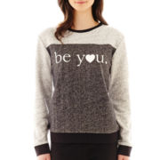 MNG by Mango® Long-Sleeve Be You Sweatshirt