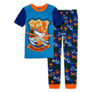 Disney Collection 2-pc. Planes Pajama Set – Boys 2-10