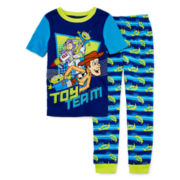 Disney Collection 2-pc. Toy Story Pajama Set – Boys 2-10