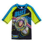 Disney Collection Toy Story Rashguard Swimwear