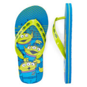 Disney Collection Toy Story Flip Flops – Boys