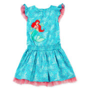 Disney Collection Ariel Dress – Girls 2-10