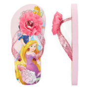 Disney Collection Princess Flip Flops - Girls