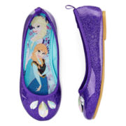 Disney Collection Frozen Ballet Flats - Girls