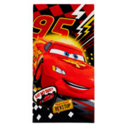 Disney Collection Cars Beach Towel