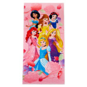 Disney Collection Princess Beach Towel