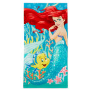 Disney Collection Little Mermaid Beach Towel