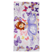 Disney Collection Sofia the First Beach Towel