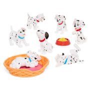 Disney Collection 101 Dalmatians Figure Play Set