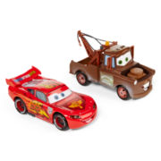 Disney Collection 2-pk. Lightning McQueen and Mater Cars