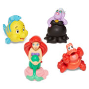 Disney Collection Little Mermaid Bath Set