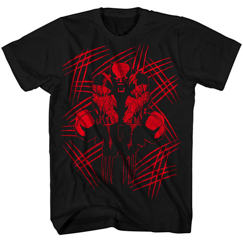 Marvel X-Men Stipple Slash Graphic T-Shirt