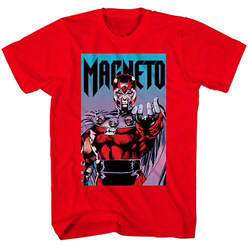 MARVELS MAGNETIC POWER Graphic T-Shirt