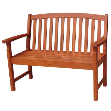 jcpenney.com | Slatback Patio Bench