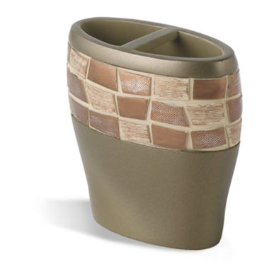 jcpenney.com | Popular Bath Mosaic Stone Toothbrush Holder