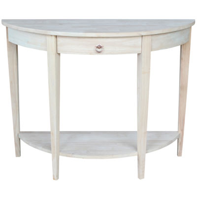 Half Moon Console Table JCPenney