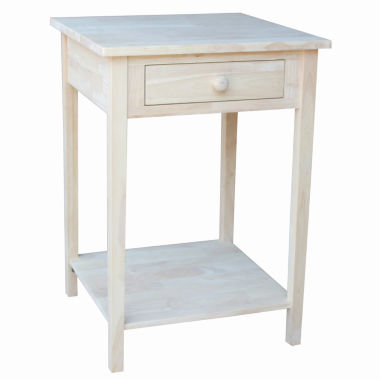 jcpenney.com | Hampton 1-Drawer End Table