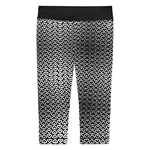 Xersion Knit Yoga Workout Capri