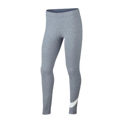 0b7f2846b9f373 Nike Logo Knit Leggings Big Kid Girls JCPenney