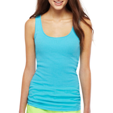 jcpenney.com | Arizona Cotton Rib Tank Top