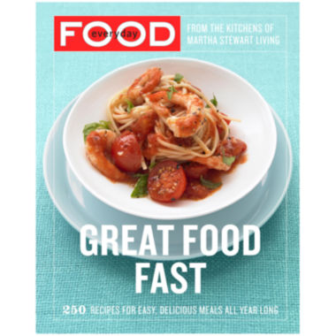 jcpenney.com | Great Food Fast Cookbook