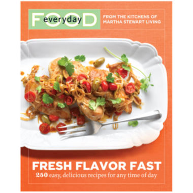 jcpenney.com | Fresh Flavor Fast Cookbook