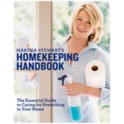 Martha Stewart's Homekeeping Handbook