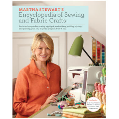 jcpenney.com | Martha Stewart's Encyclopedia of Sewing and Fabric Crafts