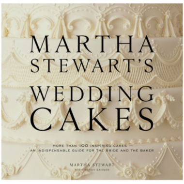 jcpenney.com | Martha Stewart's Wedding Cakes