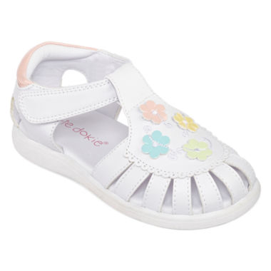 jcpenney.com | Okie Dokie® Maisie Girls Strap Sandals - Toddler