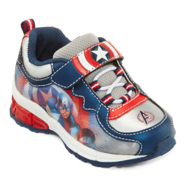 jcpenney.com | Marvel Avengers Boys Athletic Fashion Sneakers - Toddler
