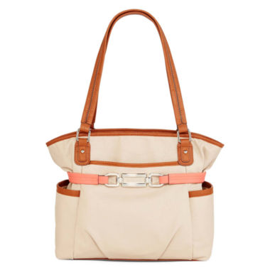jcpenney.com | Rosetti® Linked In Double-Handle Tote