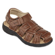 Arizona Flinn Boys Fisherman Sandals - Little Kids/Big Kids