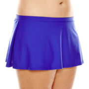 Arizona Skirtini Swim Bottoms - Juniors Plus