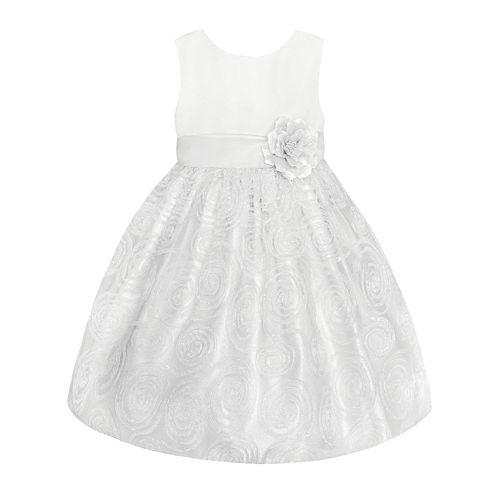American Princess Flower Girl Dress - Toddler Girls 2t-4t