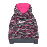 Nike® Hoodie - Preschool Girls 4-6x