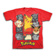 Pokémon Character Graphic Tee - Boys 8-20
