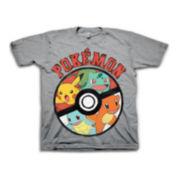 Pokémon Graphic Tee - Boys 8-20