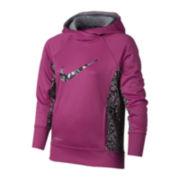 Nike® Fleece Pullover Hoodie - Girls 7-16