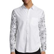 Split Nonstop Woven Shirt