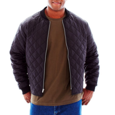 jcpenney.com | Work King Quilted Freezer Jacket–Big & Tall