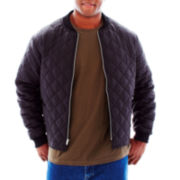 Work King Quilted Freezer Jacket–Big & Tall