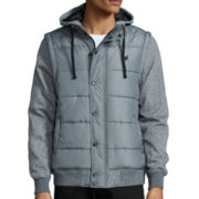 Zoo York® Vested Layered-Look Jacket