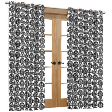 jcpenney.com | Waverly® Sun-n-Shade Luminary Indoor/Outdoor Grommet-Top Panel
