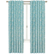 Waverly® Do the Twist Grommet-Top Window Panel