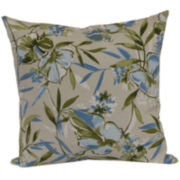 Outdoor Oasis™ Tropical Floral Outdoor Pillow