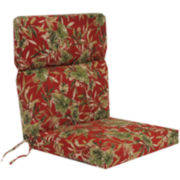 Outdoor Oasis™ Tropical Floral Outdoor Chair Cushion