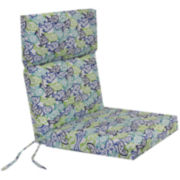 Outdoor Oasis™ Fish Frenzy Outdoor Chair Cushion